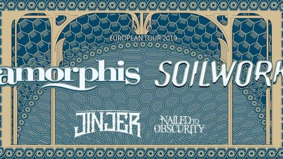 Amorphis live in Wien